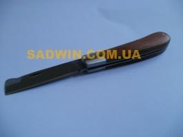 Нож прививочный Южная Корея сталь 440C 48- 50 Hrc