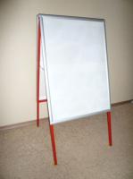 Штендер раскладной с рамками А1 формата (металлический каркас)