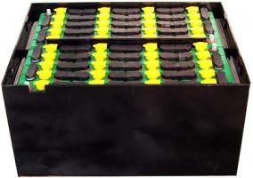 Аккумуляторные батареи и зарядные устройства на погрузчики и спецтехнику