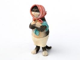 Фігурка декоративна «Кішка» 6х5х11 см