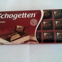 Шоколад Schogetten Tiramisu 100г.
