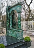 Памятник из мрамора № 44