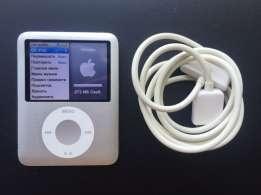 MP4 плеер iPod2 nano Silver