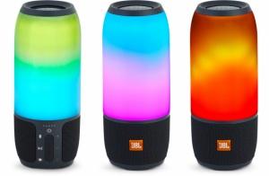 JBL PULSE 3 Bluetooth колонка с LED подсветкой