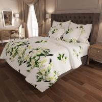 Комплект постельного белья Gold K-G-N-6912-A-white 2