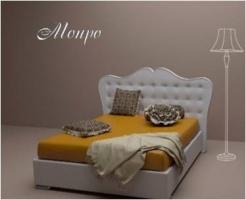 Кровать Лагуна (изголовье №7 Монро)