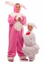 Карнавальные костюмы для взрослых- костюм зайца,костюм лисы, костюм тигра и другие