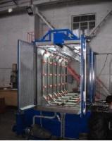 Полуавтоматическая камера для подготовки поверхности