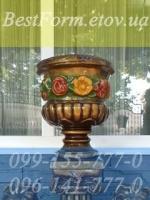 Форма для «Ваза с розами»