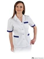Медицинская блуза с коротким рукавом LH-HCLS_J [WN]