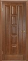 Двери межкомнатные КВАДРО каштан ПГ