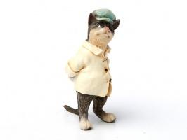 Фігурка декоративна «Кіт» 7х6х12 см