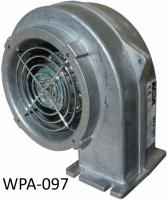WPA-097 Вентилятор для котла с гравитационной заслонкой