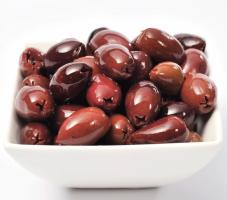Оливки черные Kalamata , без косточки
