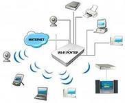 Установка беспроводного интернета и настройка домашней беспроводной (Wi-Fi) сети в Кривом Роге
