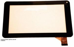 Сенсор для планшета 7 дюймов емкостной CZY6334-FPC