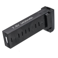Аккумулятор батарея 3400мАч для квадрокоптера дрона X193 Pro (SG906 Pro 2) SG906MAX