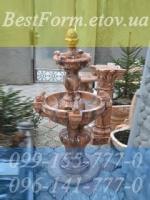 Форма для фонтана «Лягушки»