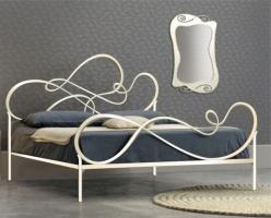 Кованая кровать «Альфа»