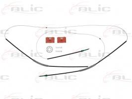 Элементы стеклоподъемника front R (set) AUDI A6 01.97-01.05