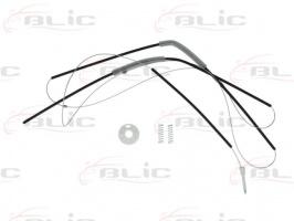 Элементы стеклоподъемника front L (cables) AUDI A6 06.94-01.05