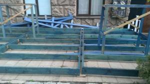 Летняя терраса, площадка для кафе, ресторана Киев