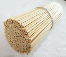 Бамбуковые шпажки, палочки, шампура, 40 см