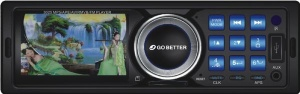 Автомагнитола Alpine 3025 1DIN, LCD, DivX, USB, SD, MP3, MP4