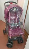 Дощовик (універсальний) на дитячу коляску К106