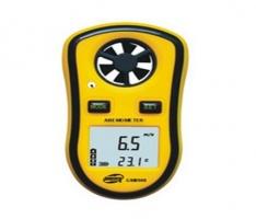 Цифровой крыльчатый анемометр GM8908 (Прибор для измерения скорости ветра)