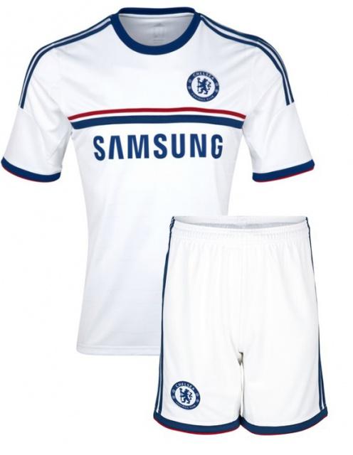 Футбольная форма Chelsea 13/14 (гостевая)