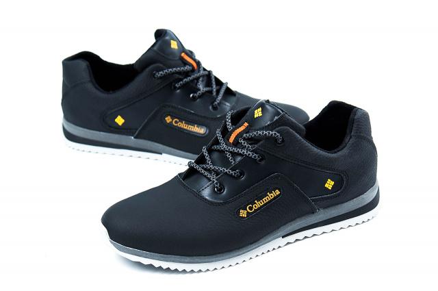 Мужские кожаные кроссовки Columbia Anser f3bf0f70d346a