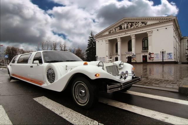 Аренда лимузина в Харькове!