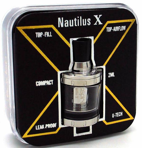 Nautilus X Sub Ohm Танк