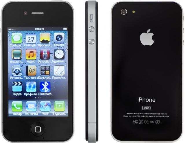 iphone 4s китай