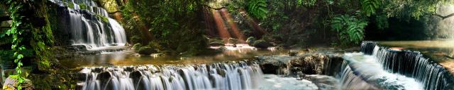 Скинали «Водопад в джунглях»