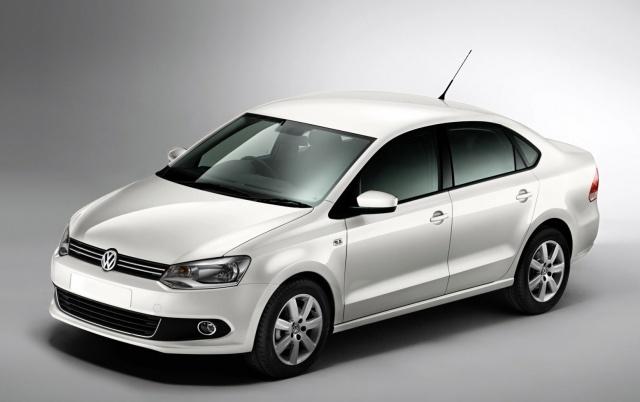 Аренда Volkswagen Polo Sedan в Харькове
