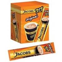 Кофе JACOBS 3 в 1 Original 24*12г. Кофе Якобс Оригинал стик 3в1