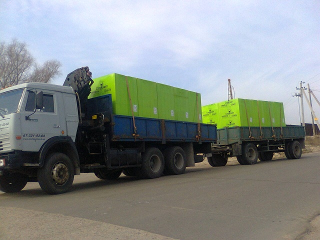 Аренда крана манипулятора Киев 20 тон