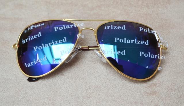 Cолнцезащитные очки Ray Ban Aviator поляризованные 3026 W3282 3N ... 7412473d387
