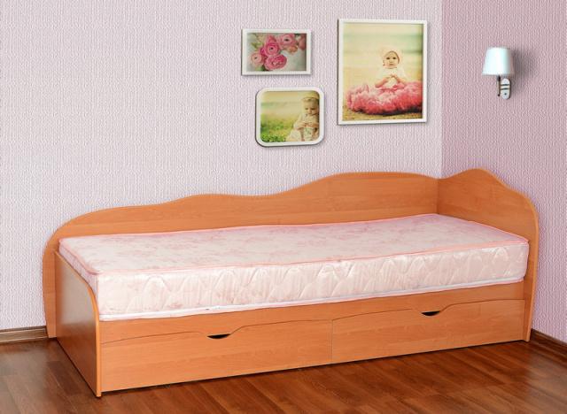 Детская кровать «Сплюх»