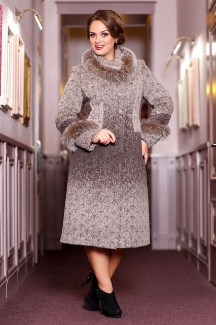 Пальто П-713(н м) Тк.пальт.Liko В Тон 107  продажа db340155d577a