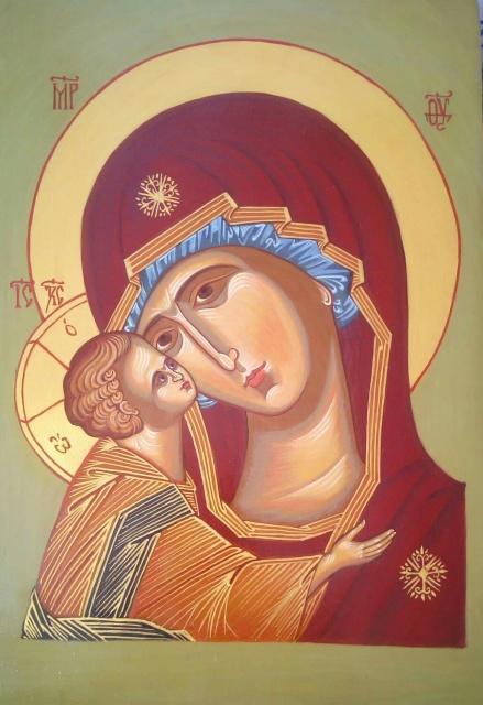 Игоревская икона Пресвятой Богородицы