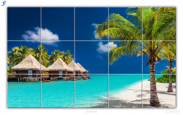 Сет «Мальдивы»