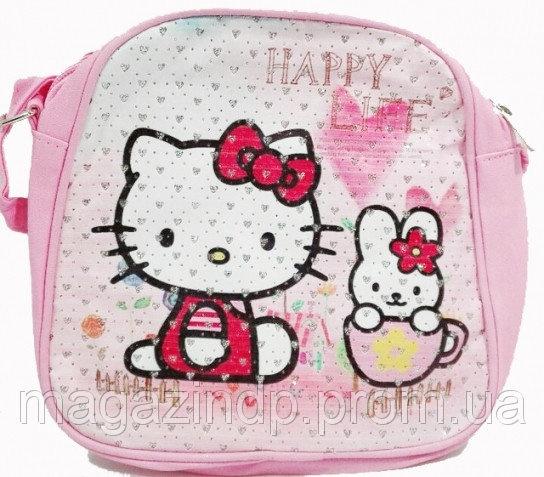 d82978c48c06 Сумка детская через плечо Hello Kitty Код:227-18917352: продажа ...