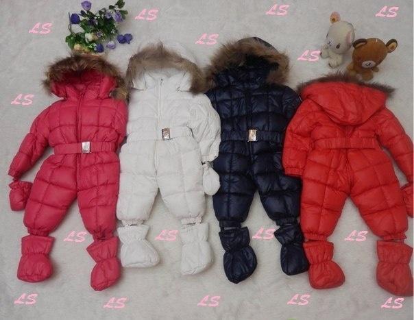 4d9ec59b781b Детский зимний комбинезон MONCLER: продажа, цена в Одессе, Viktori Moda