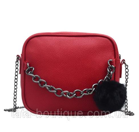 9cb881b70914 Сумка клатч женская красная код 3-313, цена 315.00 грн., фото ...