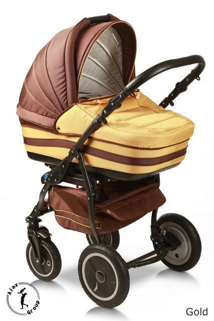Универсальная коляска 2 в 1 Ajax Group Sonet. New collection.