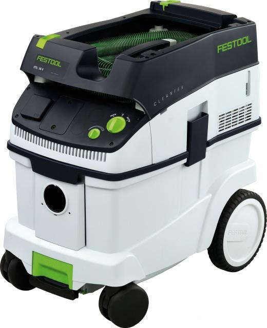 Пылеудаляющий аппарат CTL 36 E Festool, Фестул