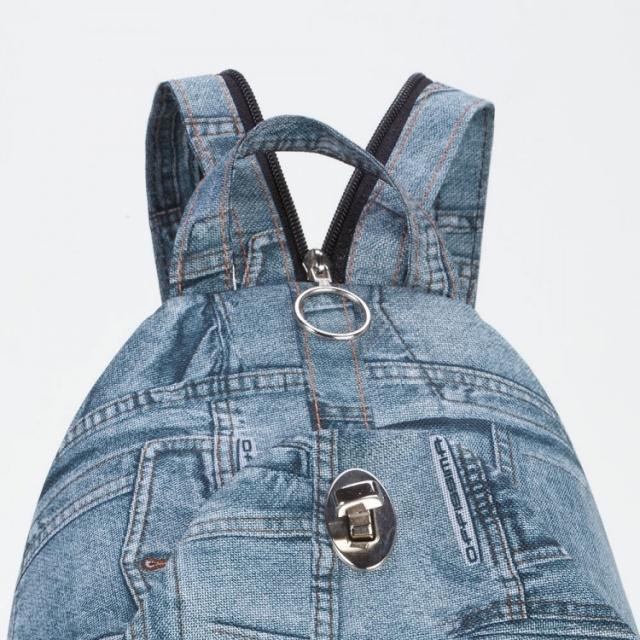 03e816f91 Модный джинсовый рюкзак для женщин: продажа, цена в Харькове ...